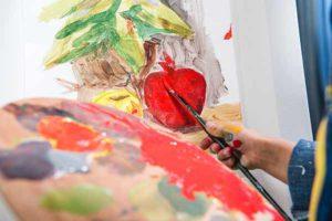 Reto semanal de pintura